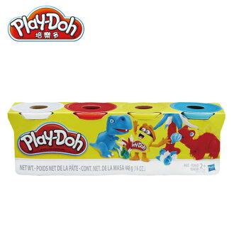 Play-Doh培樂多 四色組經典款-小恐龍【悅兒園婦幼生活館】