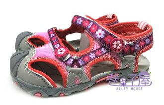 【巷子屋】光之美少女 美樂天使 女童專業護趾運動涼鞋 [47183] 粉 超值價$198
