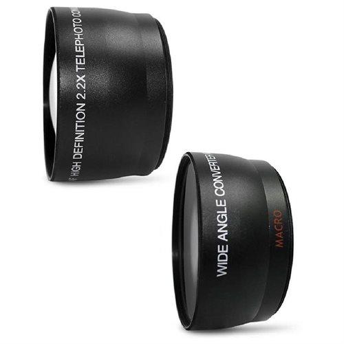 Canon 750D / T6i 24.2MP Digital SLR Camera with EF-S 18-55mm IS STM Lens + Top DSLR Camera Bundle 3