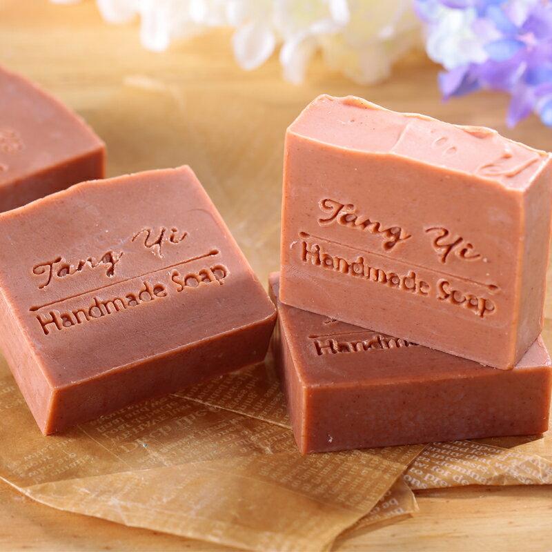 手工皂超值組-玫瑰香氛皂+薰衣草香氛皂+槴子花香氛皂+無添加保濕皂