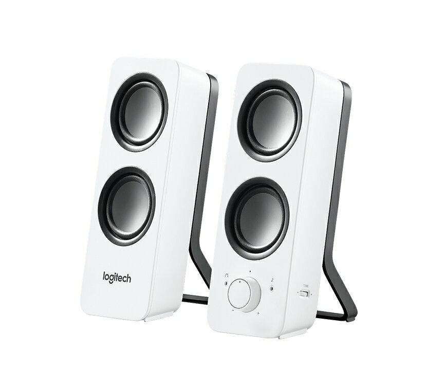 【迪特軍3C】Logitech 羅技 公司貨 Z200 2.0 聲道喇叭 飽滿立體聲 立體聲音箱 音響 另有 Z213 Z333