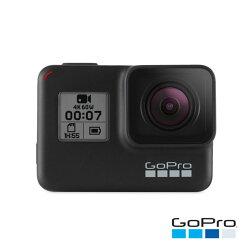【預購無現貨】GoPro HERO 7 Black 4K60影片 旗艦 極限運動 觸控螢幕 全方位 Camera 攝影機 HERO7【禾笙科技】