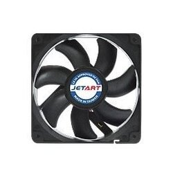 JetArt 直流系統風扇 【DF12025P】 12x12 17.5 dBA 公司貨 新風尚潮流