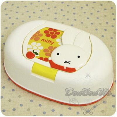 米菲兔盒裝濕紙巾盒子可重複使用041010海渡