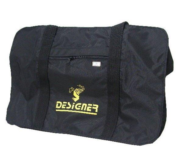 【加賀皮件】DESIGNER黃蝦(小款)台灣製造出國旅遊必備購物袋收納袋旅行袋9004