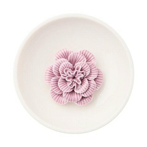 立體花朵小物盤