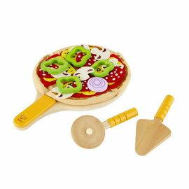 【淘氣寶寶】德國Hape愛傑卡下午茶系列德式披薩
