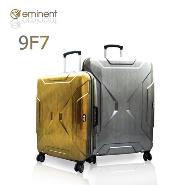 【加賀皮件】Eminent 萬國通路 雅仕 太空金屬拉絲 多色 鋁框 旅行箱 29吋 行李箱 9F7
