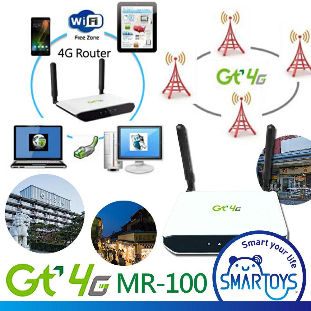 亞太 GT MR-100 無線路由器/分享器