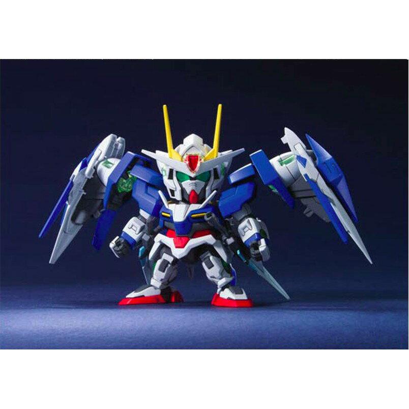 【鋼普拉】BANDAI SD鋼彈 BB戰士 #322 00 GUNADM+00 RAISER 能天使鋼彈 00R