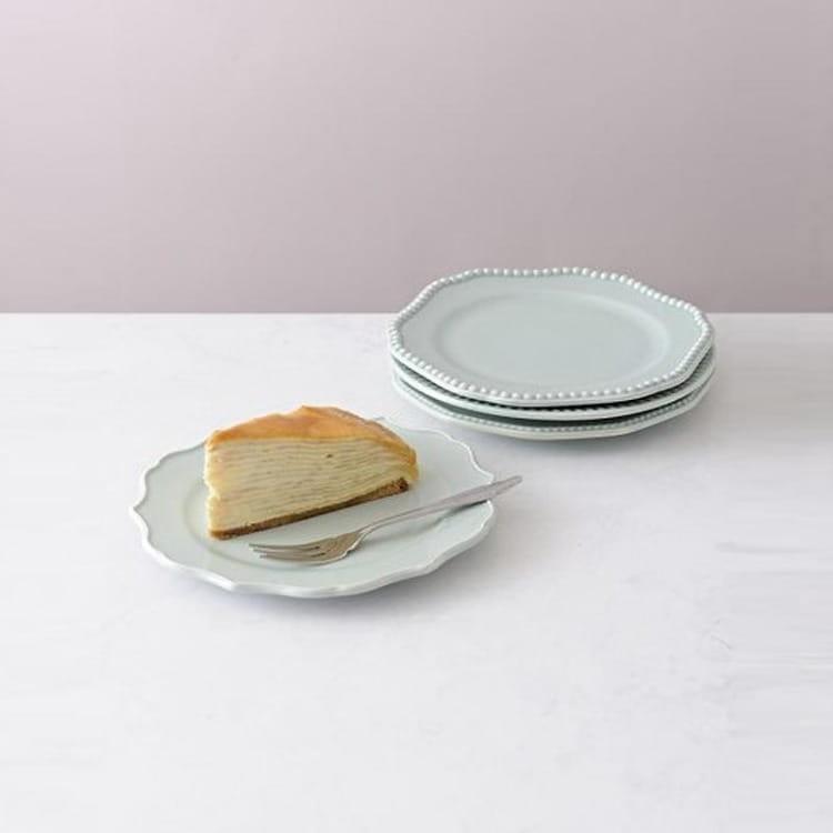 【日本BRUNO】210mm 陶瓷盤組 (共2色) 5