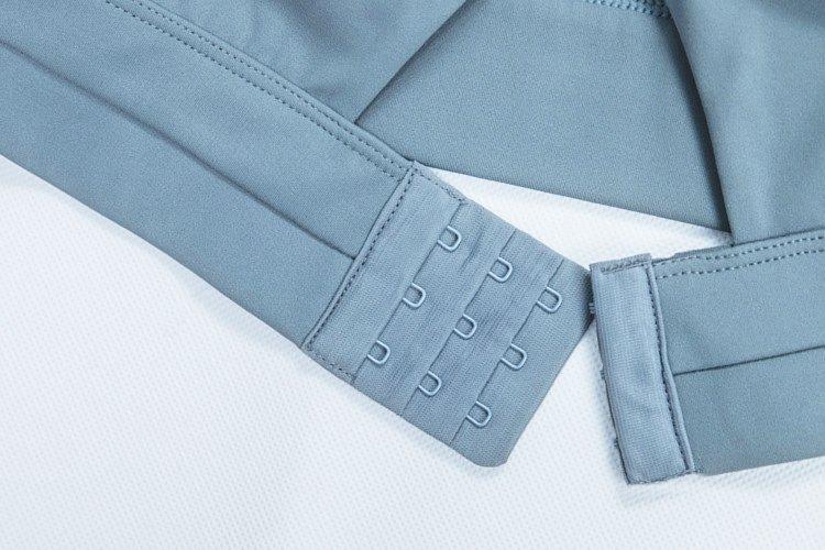 中度支撐可調節美背運動內衣 4