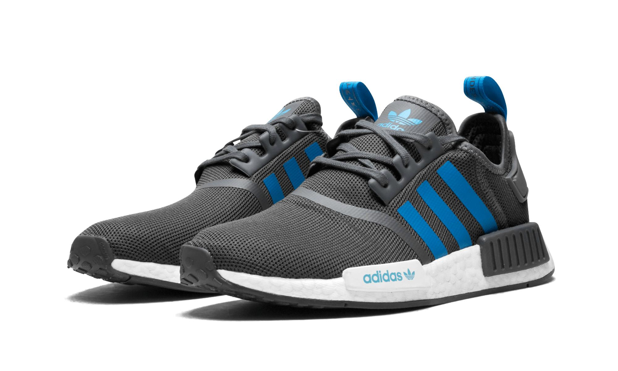 ADIDAS NMD_R1 黑藍 休閒鞋 運動鞋 D96688