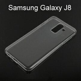 超薄透明軟殼[透明]SamsungGalaxyJ8(6吋)