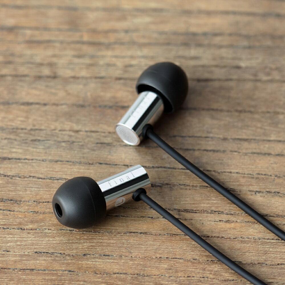 志達電子 E3000 (現貨) 日本 Final Audio Design 耳道式耳機 日本2017VGP金賞