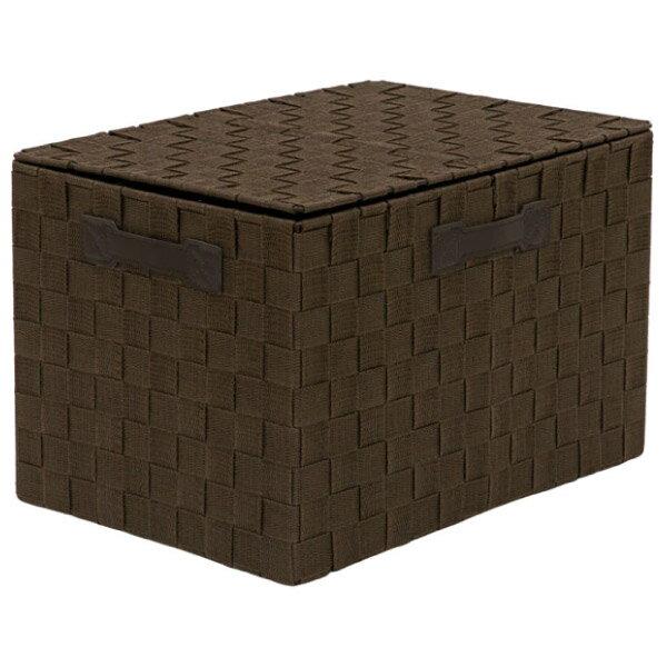 附蓋收納盒 TICS2 標準型 DBR NITORI宜得利家居 1
