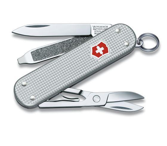 Victorinox瑞士維氏ClassicAlox系列0.6221.26多功能小型萬用刀瑞士刀5種功能支