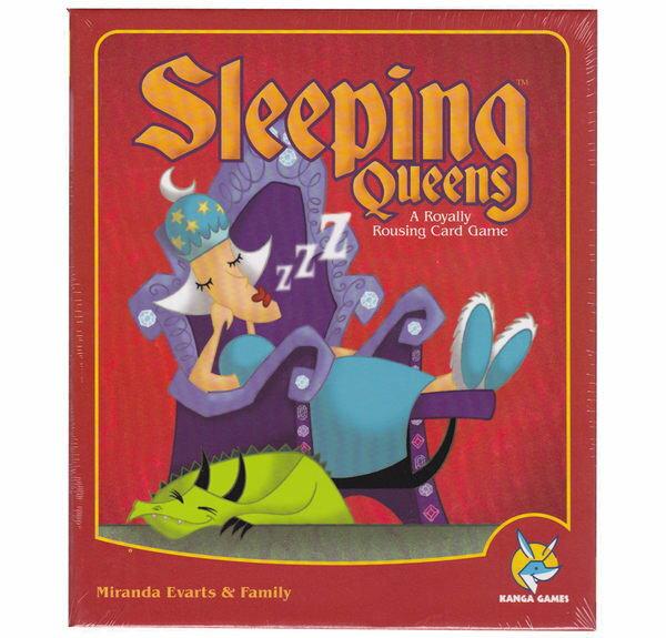 含稅附發票 沉睡皇后 沈睡皇后 繁體中文  一般版 鐵盒版 SLEEPING QUEENS