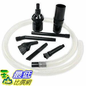 [106美國直購] Micro V吸塵器套件 acuum Attachment Kit - 7 Piece