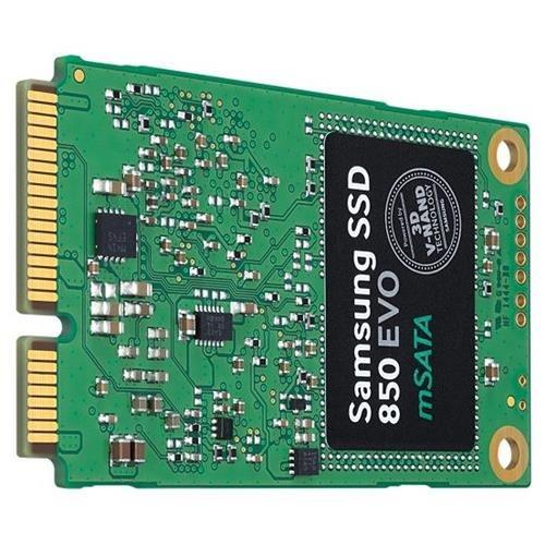 Samsung SSD 850 EVO mSATA 120GB SATA III mini-SATA 6Gb/s 3D V-NAND Internal Solid State Drive MZ-M5E120BW + USB 3.0 HUB 1