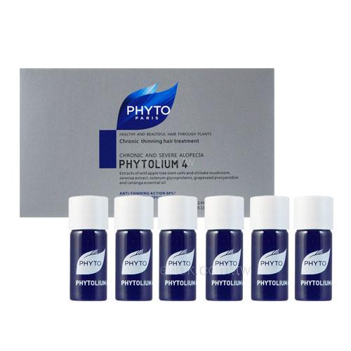 【即期出清】PHYTO髮朵 髮絲能量養髮液安瓶3.5mlx6/盒