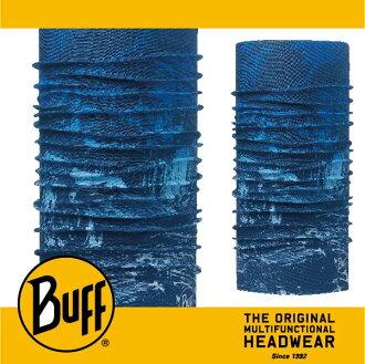 BUFF 西班牙魔術頭巾 經典系列 [冷冽山稜] BF113065-707-10
