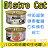 SEEDS 惜時 聖萊西 Bistro cat 特級銀貓健康餐罐 80g 銀罐 小銀 單罐 1