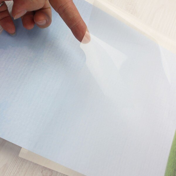 U310 直式U型文件套 大A4 U型夾 / 一包12個入(定10) 透明白色 文件夾 資料夾 台灣製造-雙 3