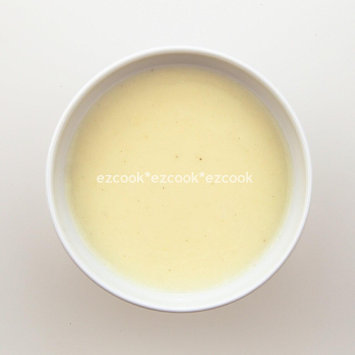 【ezcook】手作白醬2000g