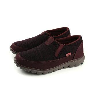 Hiromichi Nakano 懶人鞋 休閒鞋 舒適 酒紅色 女鞋 HI3962 no091