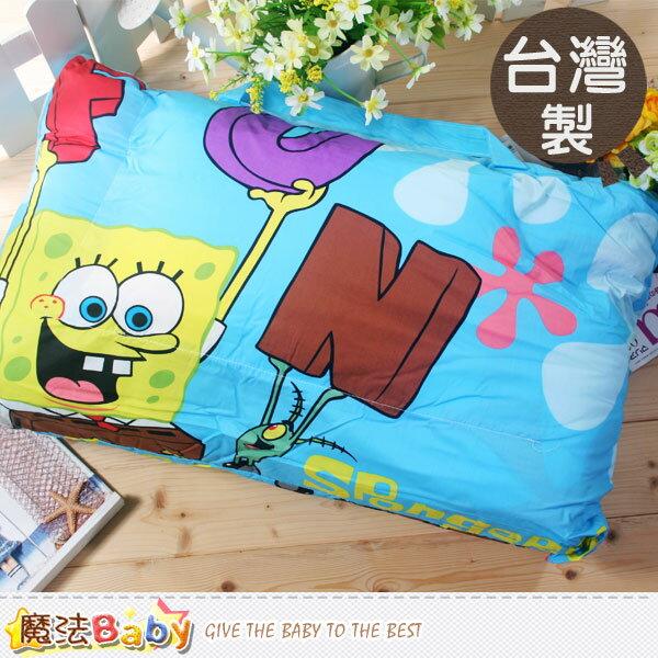 兒童睡袋~台灣製造海棉寶寶兒童睡袋~魔法Baby~id45-006