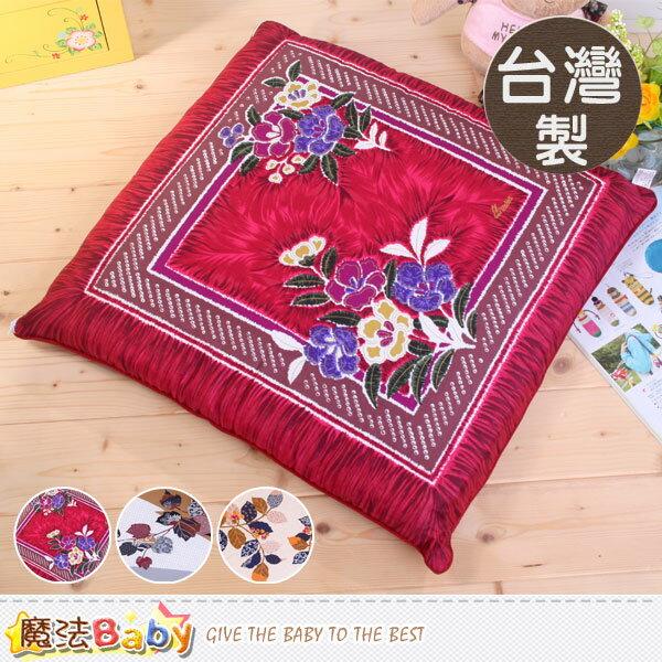 日式坐墊 台灣製造居家用品 魔法Baby~id75