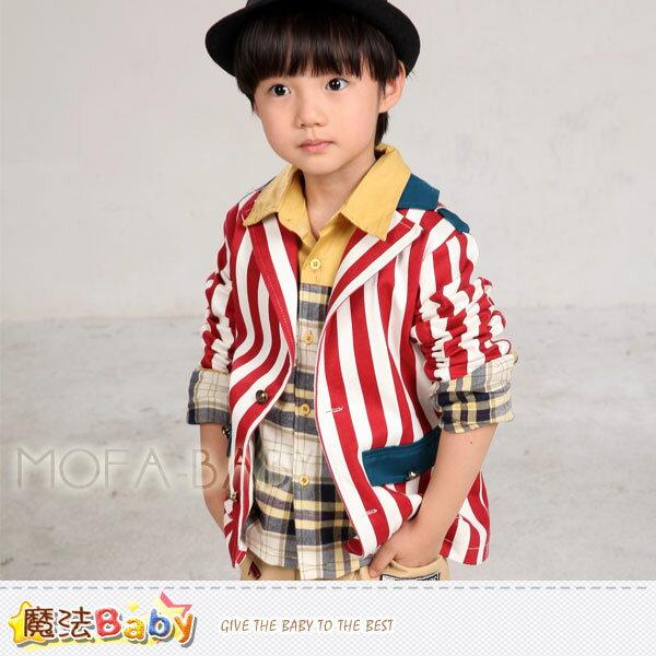 魔法Baby~時尚童裝DODOMO~潮流西裝外套~男童裝~k29826