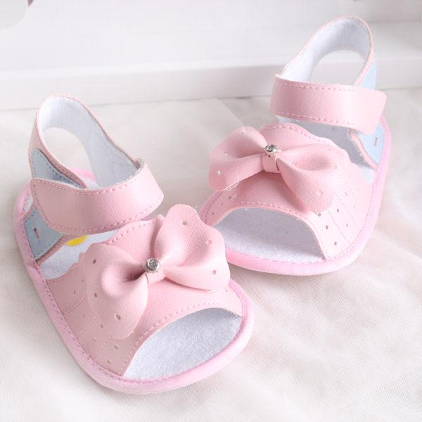 魔法Baby ~KUKI 酷奇甜美可愛滿分小童涼鞋~女童鞋~時尚設計童鞋~s1043