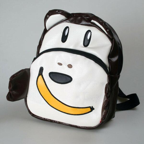 ★魔法Baby★Q版 兒童背包~雙肩後背包~防水背包~K05663~猴子
