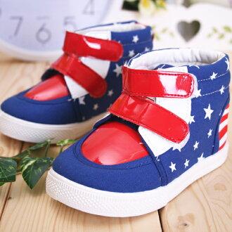 ★ 魔法Baby ★KUKI 酷奇優質休閒時尚寶寶鞋☆男女童鞋☆s4013