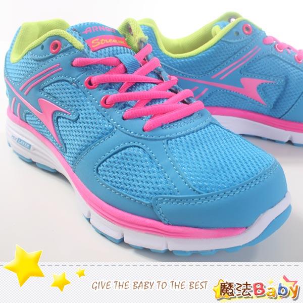 成人女款超輕量防水越野慢跑鞋 魔法Baby~sa42306