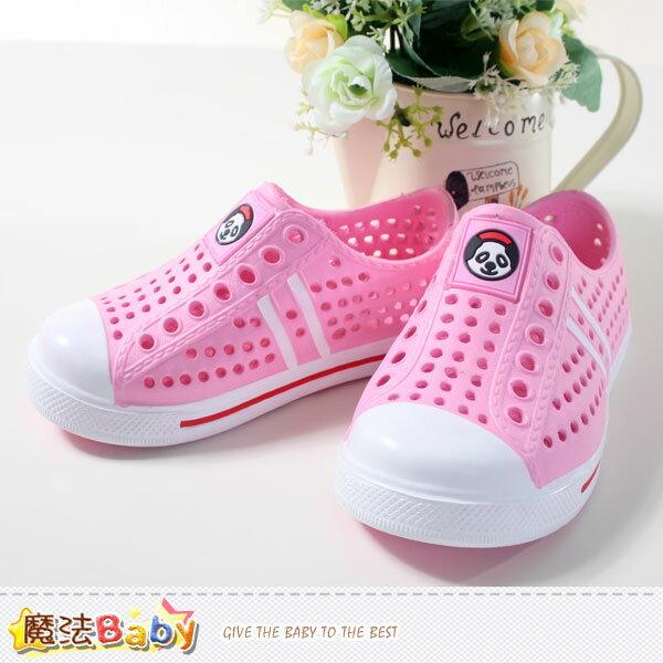 女童鞋 超輕量兒童水陸兩用輕便鞋(24~29)  魔法Baby~sh4352