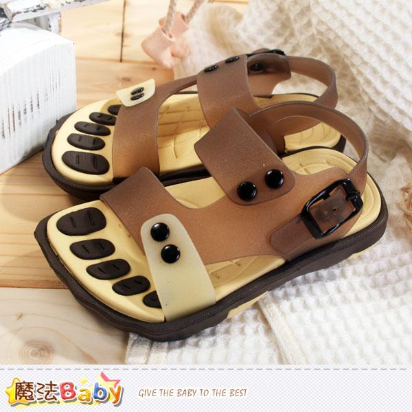 果凍繽紛水陸涼鞋 魔法Baby~sh6042