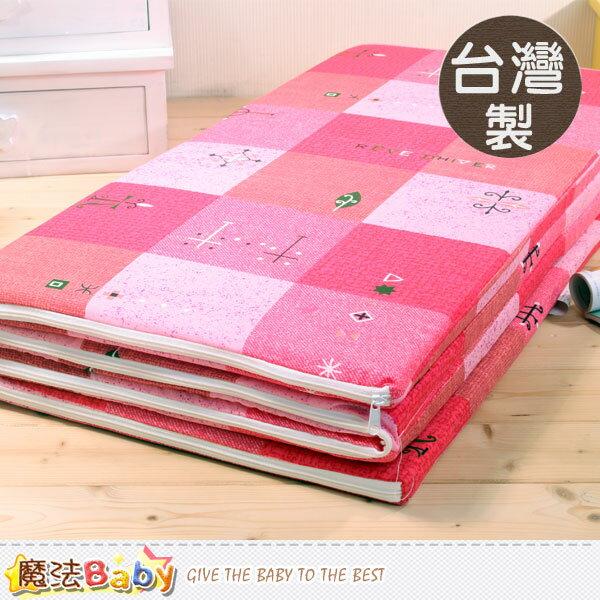台灣製單人3x6尺4折透氣床墊 魔法Baby~u2101