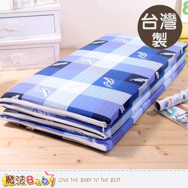 台灣製單人3x6尺4折透氣床墊 魔法Baby~u2102