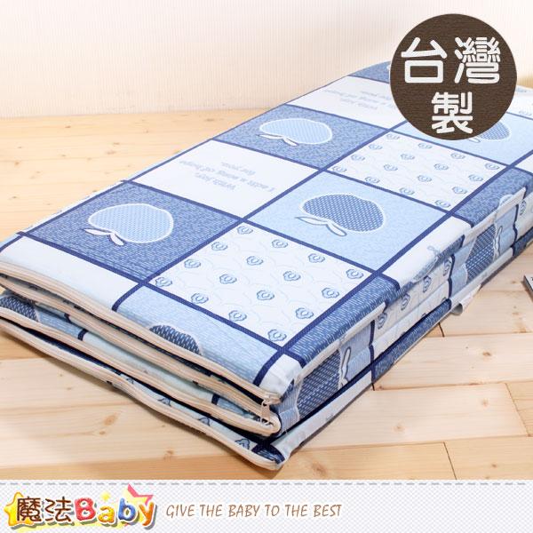 台灣製單人3x6尺4折透氣床墊 魔法Baby~u2106