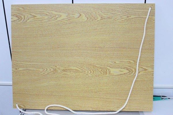 4開木製畫板 4K木質寫生畫板 鐵人立體畫板 畫圖板60cm x 45cm  一個入 ~