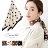 日本CREAM DOT  /  スカーフ 正方形 ファッション小物 バッグ ドット柄 くすみカラー 大人 上品 エレガント 華奢 シンプル フェミニン モカ ベージュ ブラウン ブラック  /  a03515  /  日本必買 日本樂天直送(1690) 0