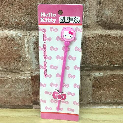 【真愛日本】17051100013 造型耳扒-KT粉 三麗鷗 kitty 凱蒂貓 挖耳棒 耳扒子 掏耳棒 生活用品