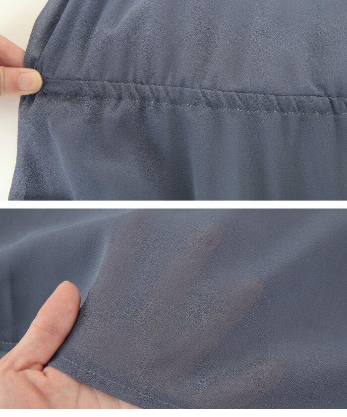 日本Titivate  /  氣質收腰飄逸雪紡連身洋裝  /  avxn0556  /  日本必買 日本樂天直送(4990) /  件件含運 4