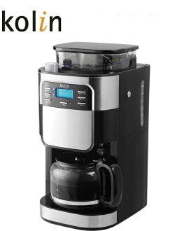◤贈咖啡豆◢ Kolin 歌林全自動咖啡機 (KCO-LN403B)