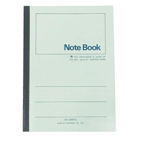 【加新】3PF18060 18K 60P 綠色平裝筆記本/橫線筆記本
