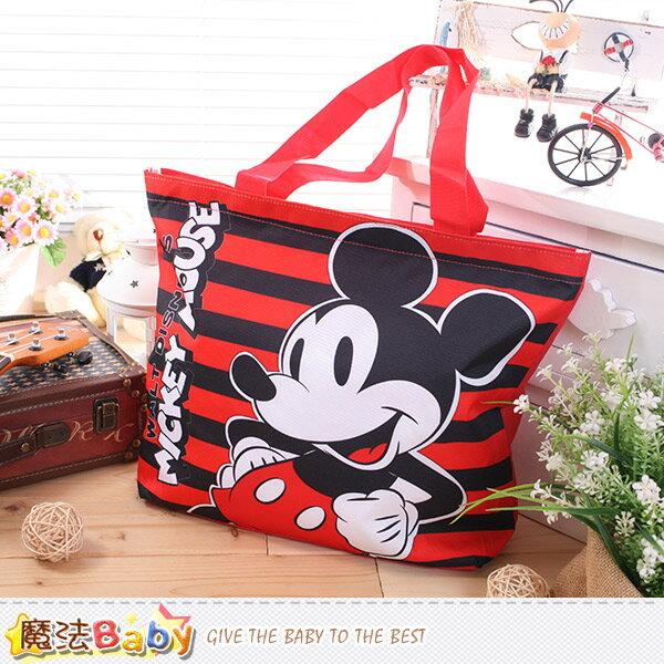 休閒背包  迪士尼米奇正版側背包 魔法Baby~f0208