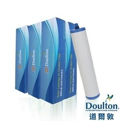 英國 DOULTON 道爾敦  美國陶氏DOW 樹脂濾芯6入  XSL-IRC-Q-R M12  (M12系列專用)